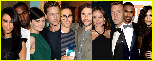 Just Jared's Celebrity Engagement Recap 2013