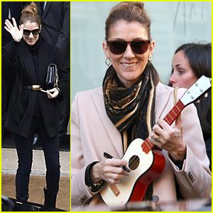 Celine Dion: 'Loved Me Back to Life' Goes Gold in UK!