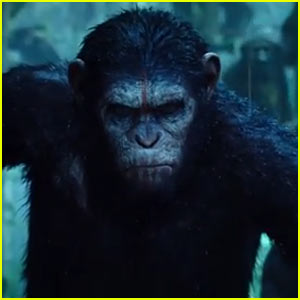 'Dawn of the Planet of the Apes' Releases Trailer - Watch Now!