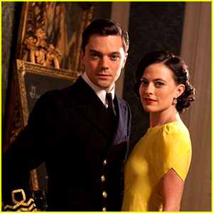 Dominic Cooper Plays Bond Writer in BBC's 'Fleming' Trailer