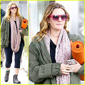Drew Barrymore: I Love Adam Sandler Beyond Words!