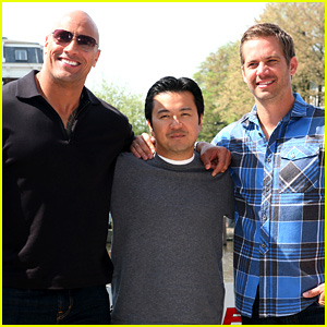 Dwayne 'The Rock' Johnson Pays Tribute to Paul Walker