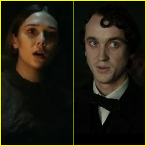 Elizabeth Olsen & Tom Felton: 'In Secret' Tralier - Watch Now!