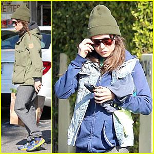 Ellen Page: I Still Have My Childhood Teddy Bear!