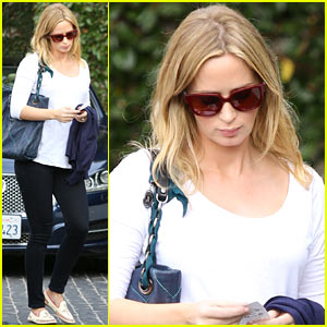 Emily Blunt: Baby Shower Details Revealed!