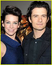 Evangeline Lilly: Orlando Bloom Lied, We Didn't Get 'Wasted'!