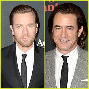 Ewan McGregor & Dermot Mulroney: 'August: Osage County' L.A. Premiere!