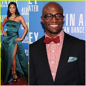 Gabrielle Union: Alvin Ailey Opening Night Gala 2013!
