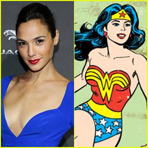 Gal Gadot: Wonder Woman in 'Batman vs. Superman'!