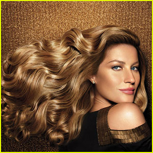 Gisele Bundchen: New Ambassador for Pantene - Watch Now!