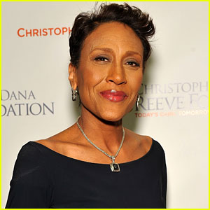 GMA's Robin Roberts Thanks Girlfriend Amber For Support