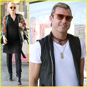 Gwen Stefani & Gavin Rossdale: Acupuncture Clinic with Kingston!