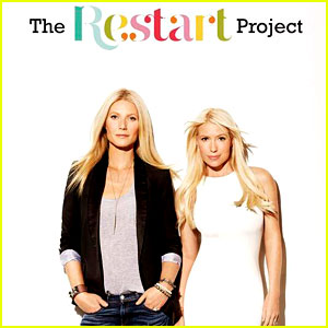 Gwyneth Paltrow Launches 'Restart Project' Web Series