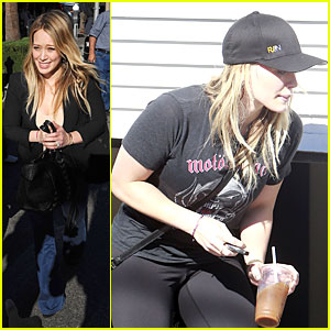 Hilary Duff: I've Known JoJo Wright Since I Was a BayBay!