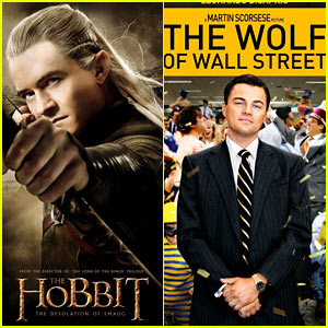 'Hobbit: The Desolation of Smaug' Edges Out 'Wolf of Wall Street' at Christmas Box Office