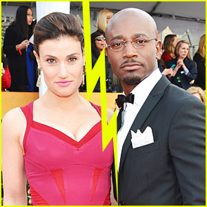 Idina Menzel & Taye Diggs Split After 10 Years of Marriage