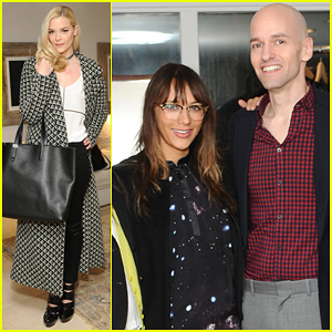 Jaime King & Rashida Jones: A Parker Party!