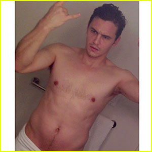 James Franco: Shirtless on Instagram After Posting NSFW Pic!