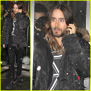 Jared Leto: It's Wonderful to Celebrate 'Dallas Buyers Club'!