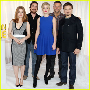 Jennifer Lawrence & Bradley Cooper: 'American Hustle' Photo Call