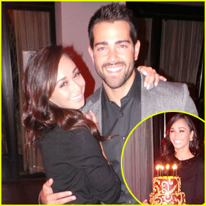 Jesse Metcalfe: Birthday Party Pics! (Exlusive)