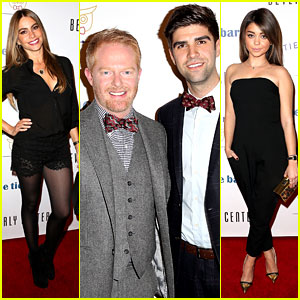 Jesse Tyler Ferguson & Sofia Vergara: Tie the Knot Pop Up Shop Opening!