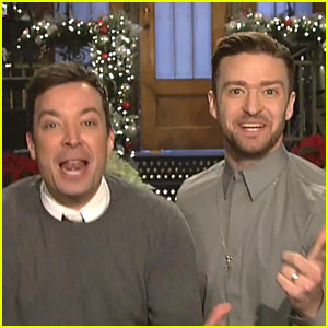 Jimmy Fallon: New 'SNL' Promo with Justin Timberlake!