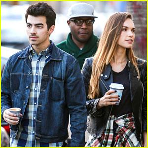 Joe Jonas Will Host a New Year's Eve Party in Los Angeles!