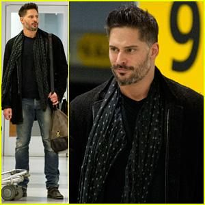 Joe Manganiello: 'Evolution' In Stores Tomorrow!