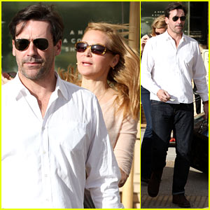 Jon Hamm: Hosting 'Saturday Night Live' is Nerve-Racking!
