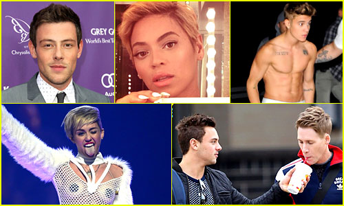 Just Jared's 50 Most Popular Posts of 2013