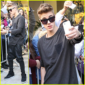 Justin Bieber: Power 106 Radio Promo Before 'Believe' Premiere!