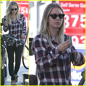 Kaley Cuoco: We Feel Honored for 'Big Bang Theory' Cast Nods!
