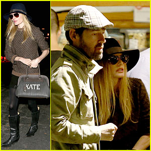 Kate Bosworth & Michael Polish: Grocery Run Before Holidays!