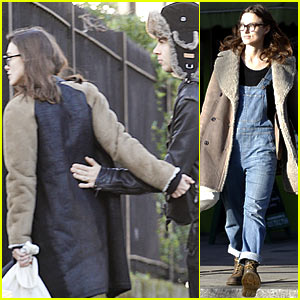 Keira Knightley & James Righton Look Lovey-Dovey in London!