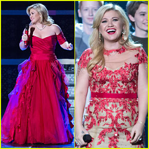'Kelly Clarkson's Cautionary Christmas Music Tale' Airs December 11!