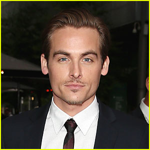Kevin Zegers: Newspaper Reporter for  TV Series 'Gracepoint'!