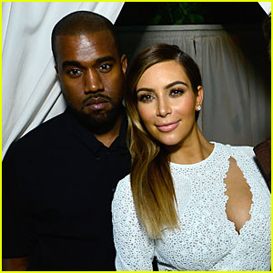 Kim Kardashian & Kanye West: 'DuJour' Magazine Event!