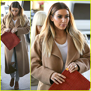 Kim Kardashian: Neiman Marcus Stop After Khloe Split News