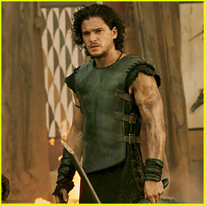 Kit Harington: 'Pompeii' Official Trailer - Watch Now!