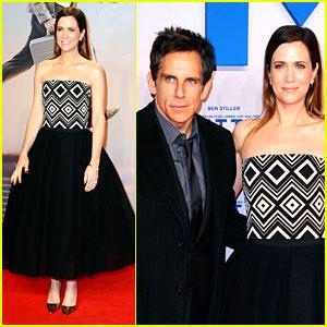 Kristen Wiig & Ben Stiller: 'Walter Mitty' Germany Premiere!