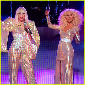 Lady Gaga & Christina Aguilera: 'Do What U Want' Duet on 'The Voice' Finale - WATCH NOW!