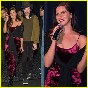 Lana Del Rey Announces New Album 'Ultraviolence' at 'Tropico' Premiere!