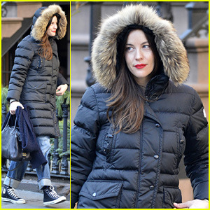 Liv Tyler: 'I Got Really Into Working' with Grandmother Dorothea