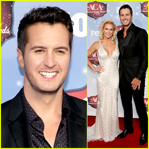 Luke Bryan Wins Male Artist of the Year at ACAs 2013