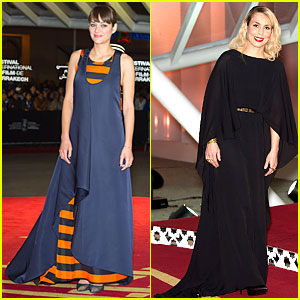 Marion Cotillard & Noomi Rapace: 'Waltz with Monica' Premiere at Marrakech Fest!