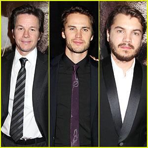 Mark Wahlberg & Taylor Kitsch: 'Lone Survivor' NYC Premiere!