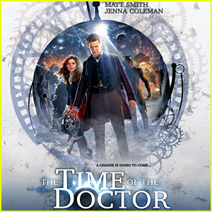 Matt Smith: 'Doctor Who' Christmas Special Stills!