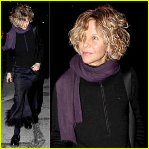 Meg Ryan: Christmas Eve Dinner at Craig's!