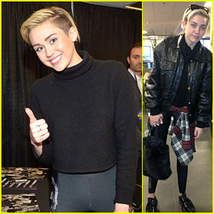 Miley Cyrus Set to Host Beacher's Madhouse Vegas Unveiling!